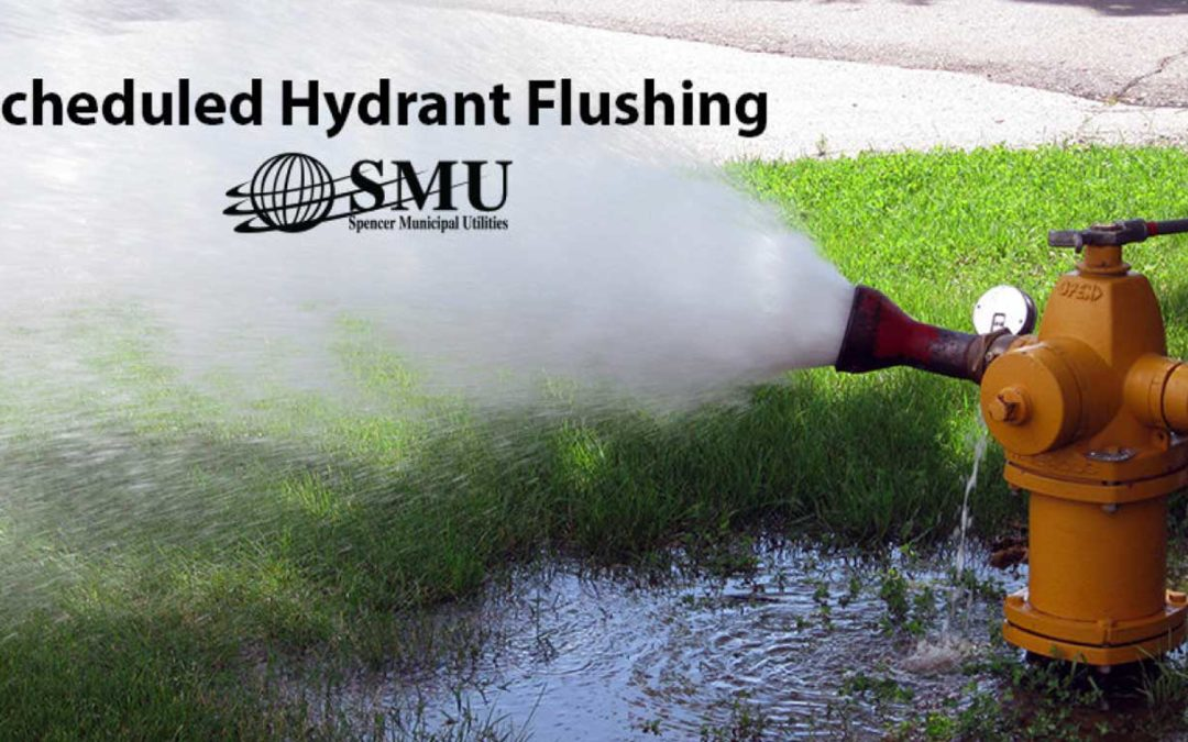SMU Scheduled Hydrant Flushing