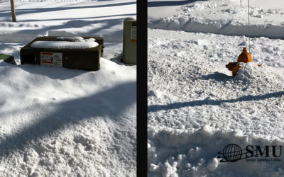Help Keep Utility Infrastructure Clear of Snow