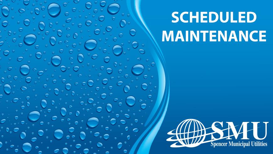 Scheduled Water Maintenance October 12, 2020