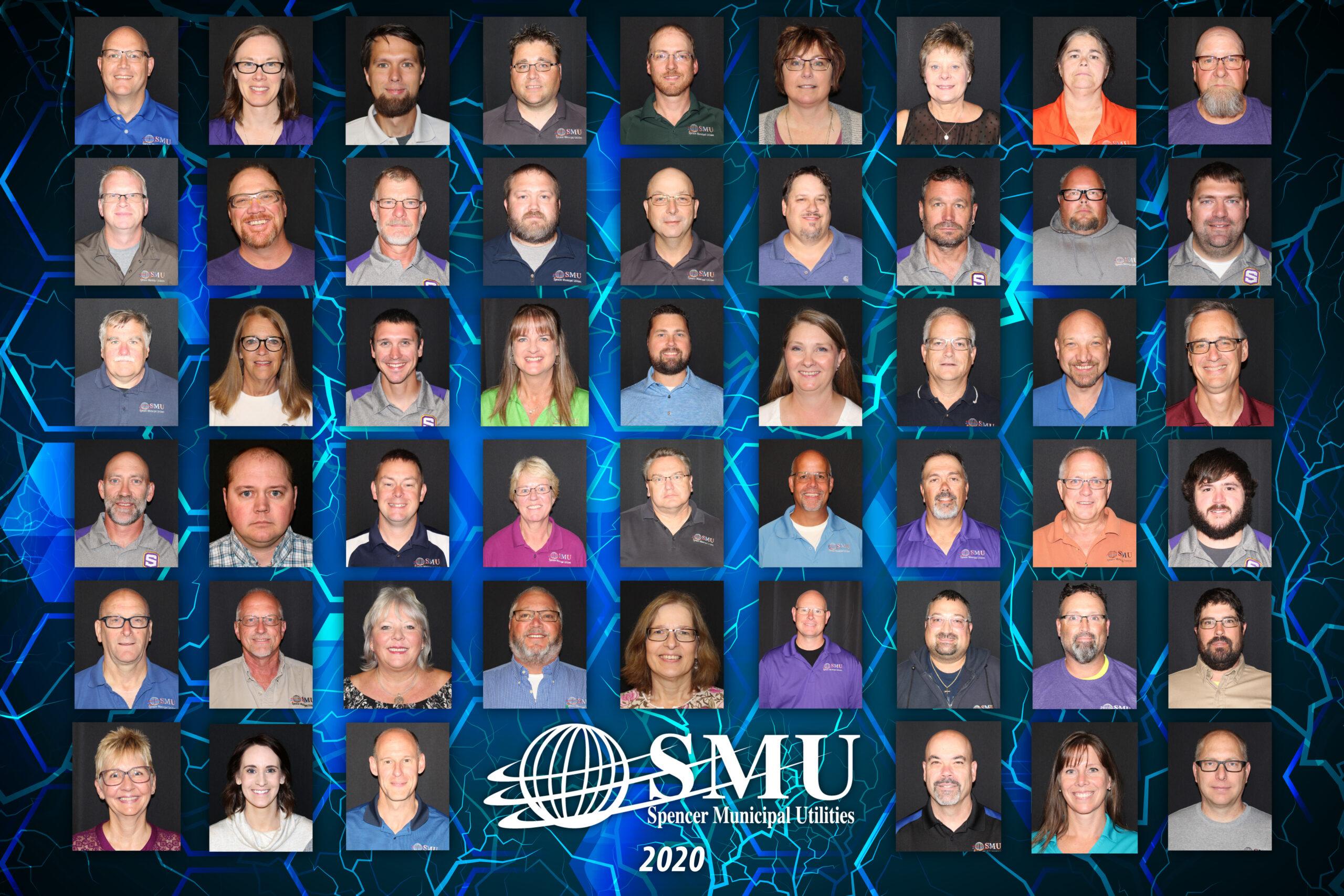 2020 SMU Employee Photo