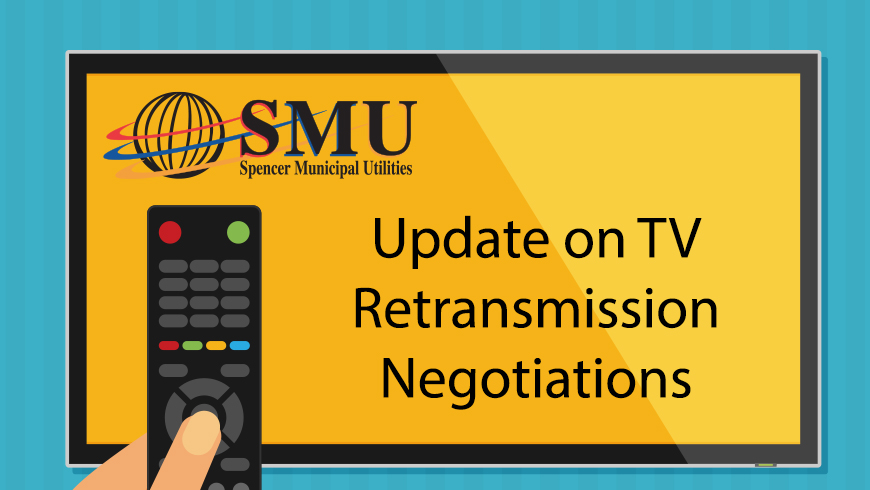 SMU CABLE RETRANSMISSION NEGOTIATIONS COMPLETE