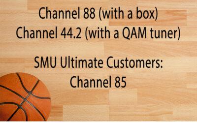 2021 Boys State Basketball Coverage on SMU
