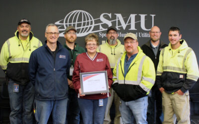 SPENCER MUNICIPAL UTILITIES HONORED WITH NATIONAL AWARD FOR OUTSTANDING ELECTRIC SAFETY PRACTICES