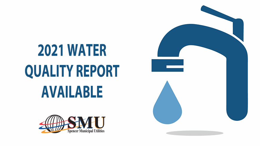 2021 Water Quality Report Available